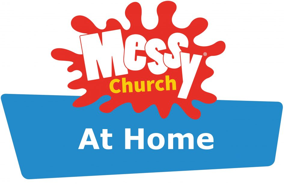 Messy Church at Home logo